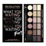 Makeup Revolution Salvation Palette - What you waiting for? ,13g