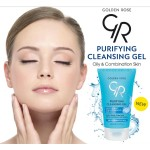 Golden Rose Purifying Cleansing Gel, 150ml