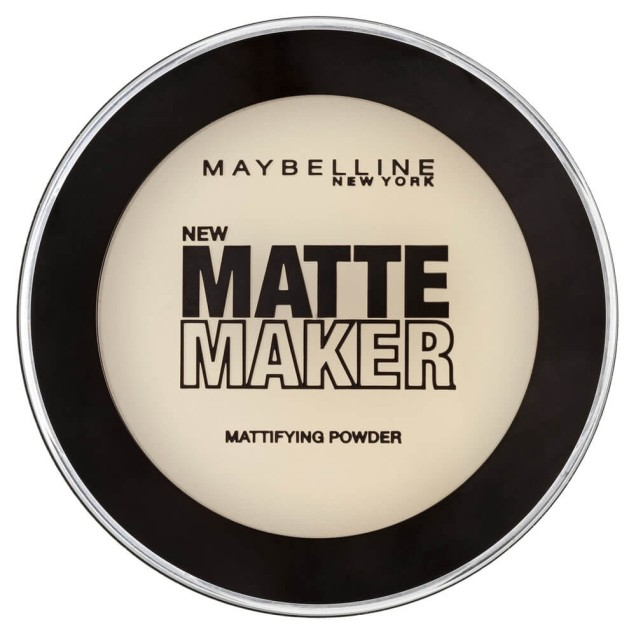 Maybelline Matte Maker Mattifying Powder - 50 Sun Beige 16g
