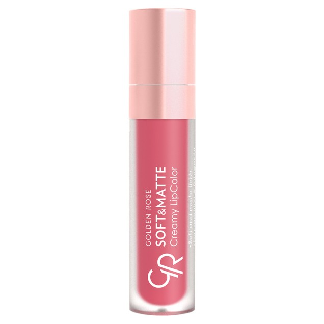 Golden Rose Soft & Matte Creamy Lip Color, No. 109, 5.5ml