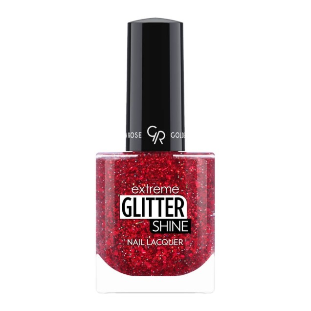 Golden Rose Extreme Glitter Shine Nail Lacquer 210 10.2ml
