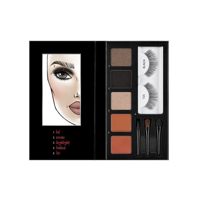 Ardell Looks to Kill Lash Eye Lip Kit Sultry Night Out 105 5.2g