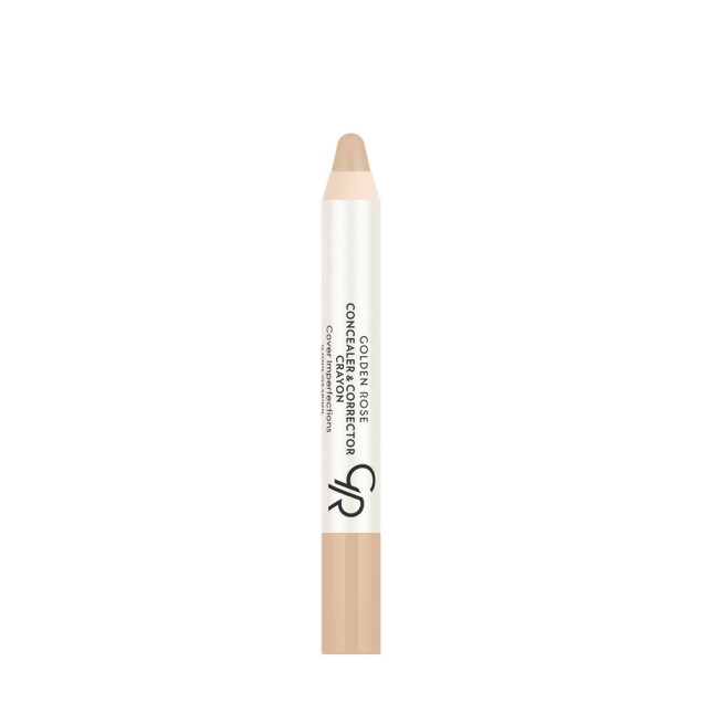 Golden Rose Concealer & Corrector Crayon, No. 06, 4g
