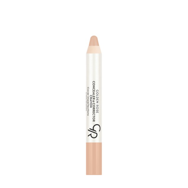 Golden Rose Concealer & Corrector Crayon, No. 07, 4g