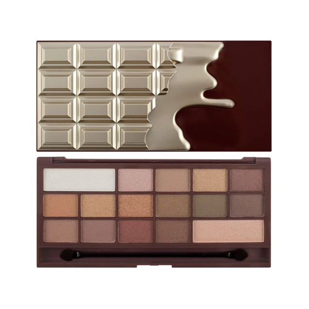 Makeup Revolution I Heart Makeup Chocolate Palette Golden Bar 22g