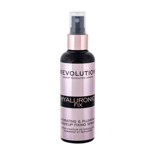Makeup Revolution London Hyaluronic Fix Make - Up Fixator 100ml