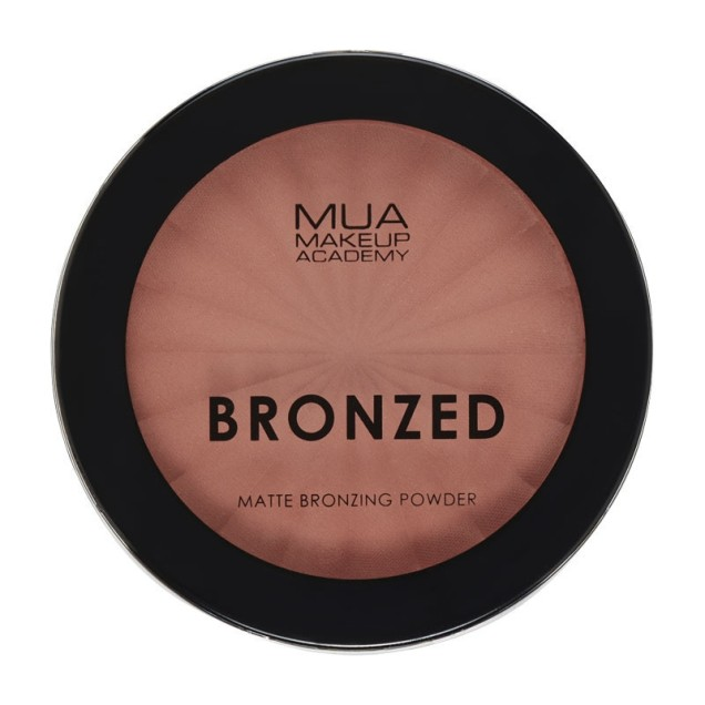 MUA Bronzed Powder No.120, 11g