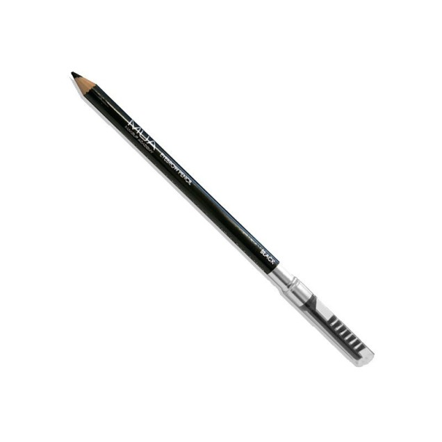 MUA Makeup Academy Eyebrow Pencil Black