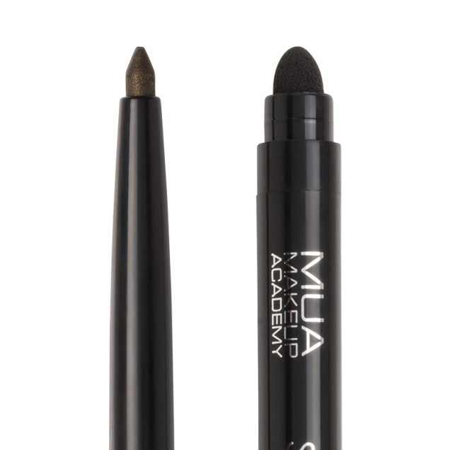 MUA Makeup Academy Shadow Liner - Deep Brown 0.3g