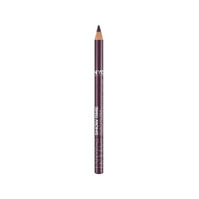 NYC Show Time Velvet Eyeliner, No. 952 Black Wine