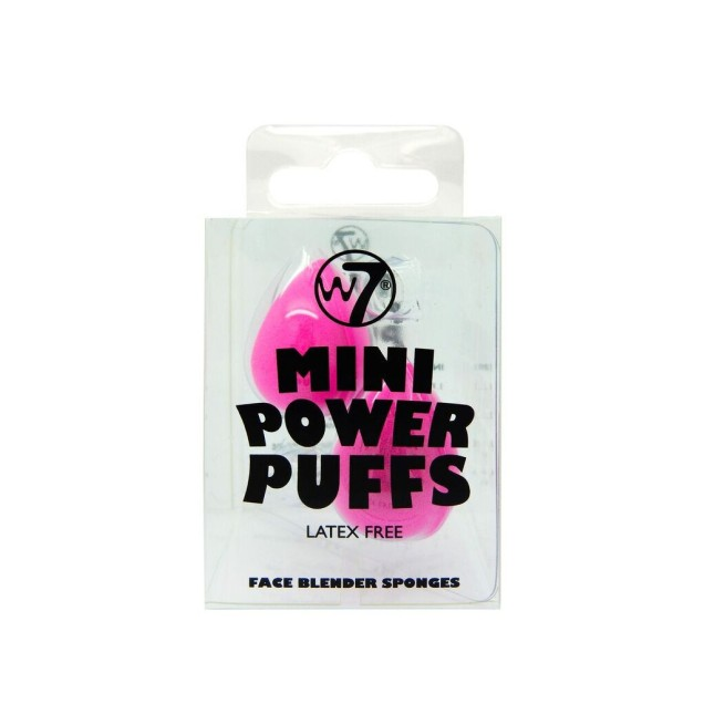 W7 Mini Power Puffs
