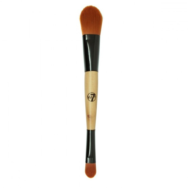 W7 Duo Foundation & Concealer Brush