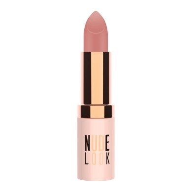 Golden Rose Nude Look Perfect Matte Lipstick 01 Coral Nude 4.2g