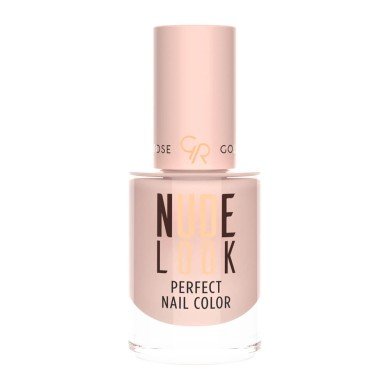 Golden Rose Nude Look Perfect Nail Color 01 Powder Nude 10.2ml