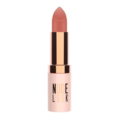 Golden Rose Nude Look Perfect Matte Lipstick 02 Peachy Nude 4.2g