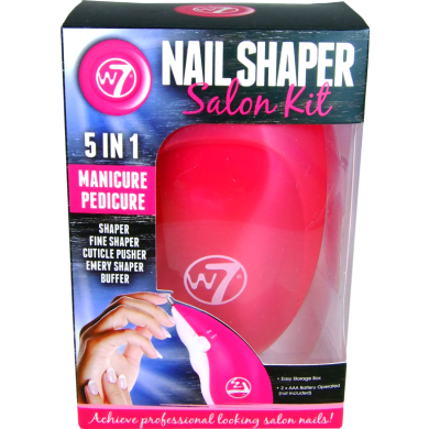 W7 Nail Shaper Salon Kit