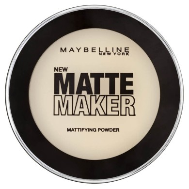Maybelline Matte Maker Mattifying Powder - 10 Classic Ivory 16g