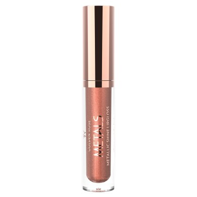 Golden Rose Metals Metallic Shine Lipgloss, No. 05 Bronzer, 4.5ml