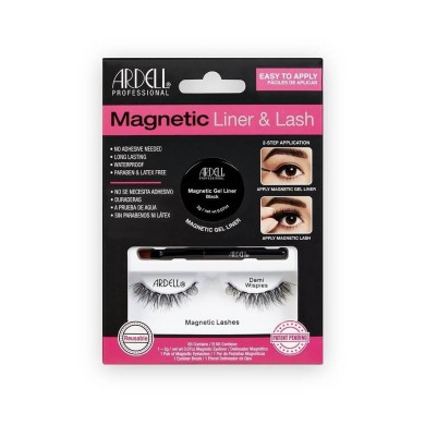Ardell Magnetic Set Liner and Lash Demi Wispies
