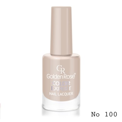 Golden Rose Color Expert Nail Lacquer No. 100, 10.2ml