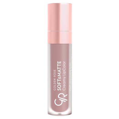 Golden Rose Soft & Matte Creamy Lip Color No.101, 5.5ml
