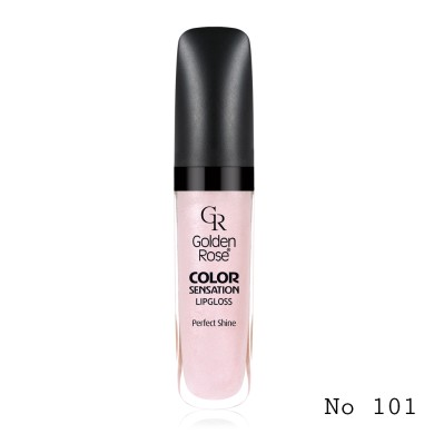 Golden Rose Color Sensation Lipgloss, No. 101, 5.6ml