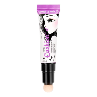Wet n Wild Mega Cushion Matte Lip Cream, E101A Bubblegum in Paradise, 7ml