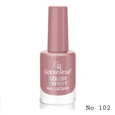 Golden Rose  Color Expert Nail Lacquer No. 102, 10.2ml