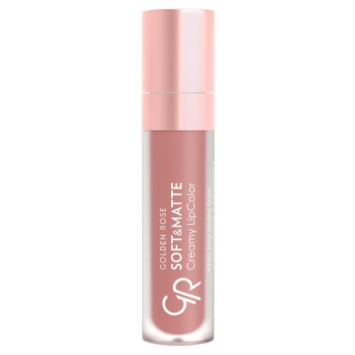 Golden Rose Soft & Matte Creamy Lip Color No.104, 5.5ml