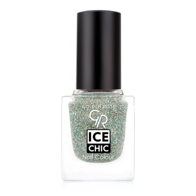 Golden Rose Ice Chic Nail Color No.104, 10.5 ml