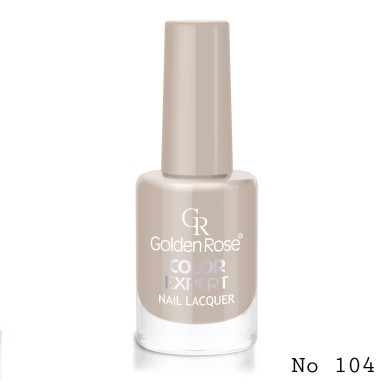 Golden Rose Color Expert Nail Lacquer No. 104, 10.2ml