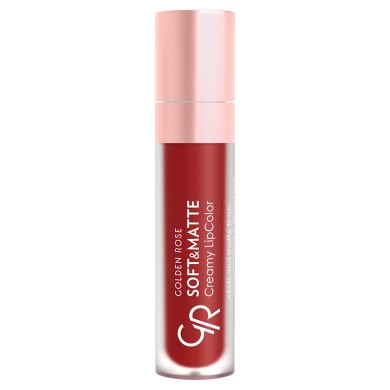 Golden Rose Soft & Matte Creamy Lip Color, No. 114, 5.5ml
