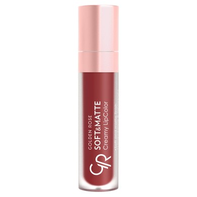 Golden Rose Soft & Matte Creamy Lip Color, No. 115, 5.5ml