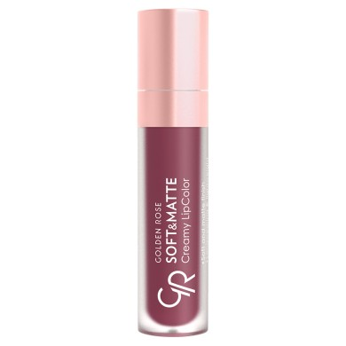 Golden Rose Soft & Matte Creamy Lip Color, No. 116, 5.5ml