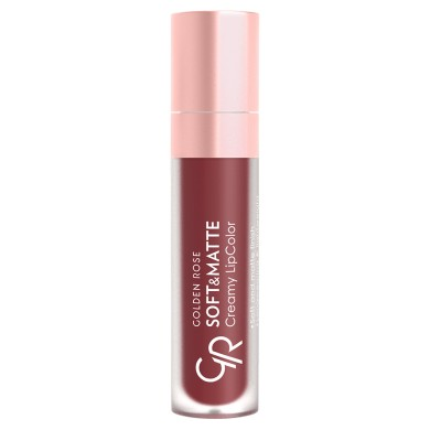 Golden Rose Soft & Matte Creamy Lip Color, No. 117, 5.5ml
