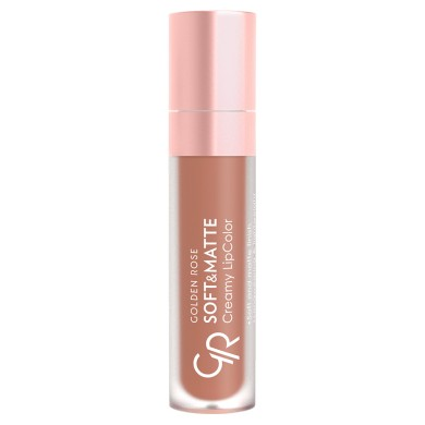 Golden Rose Soft & Matte Creamy Lip Color, No. 118, 5.5ml