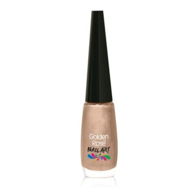 Golden Rose Nail Art, No. 118, 7.5ml