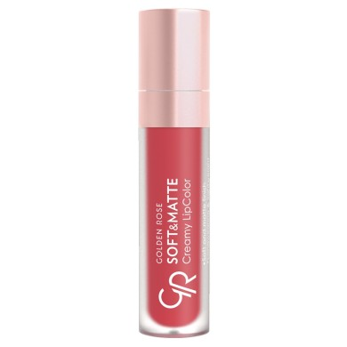 Golden Rose Soft & Matte Creamy Lip Color, No. 119, 5.5ml