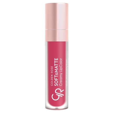 Golden Rose Soft & Matte Creamy Lip Color, No. 120, 5.5ml