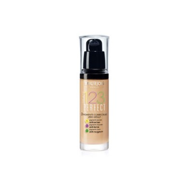 Bourjois 123 Perfect Foundation 30 ml, No. 51 Light Vanilla