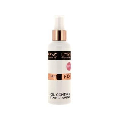 Makeup Revolution Pro Fix Oil Control Makeup Fixing Spray 100ml