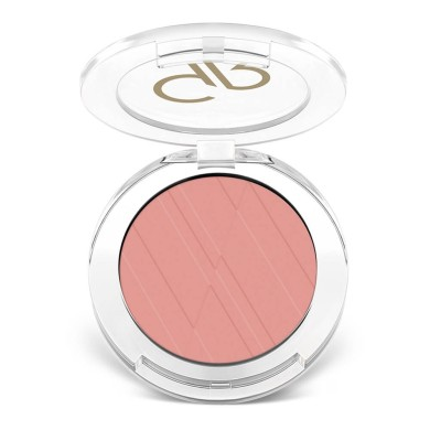 Golden Rose Powder Blush,No.14 Soft Peach, 7g