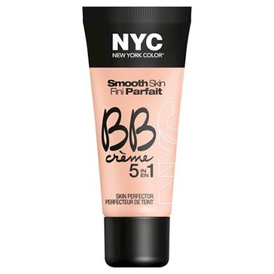 NYC Smooth Skin BB Cream, Medium 005