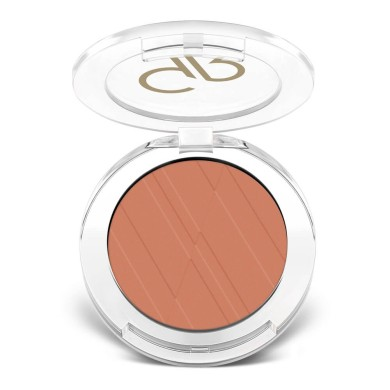 Golden Rose Powder Blush,No.16 Russet, 7g