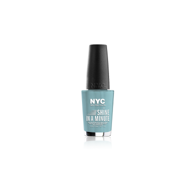 NYC Shine In A Minute Nail Polish No 360 Peacock, 9.7ml