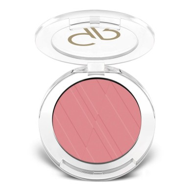 Golden Rose Powder Blush,No.17 Desire Pink, 7g