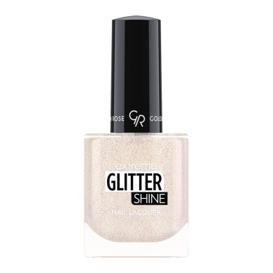 Golden Rose Extreme Glitter Shine Nail Lacquer 201 10.2ml