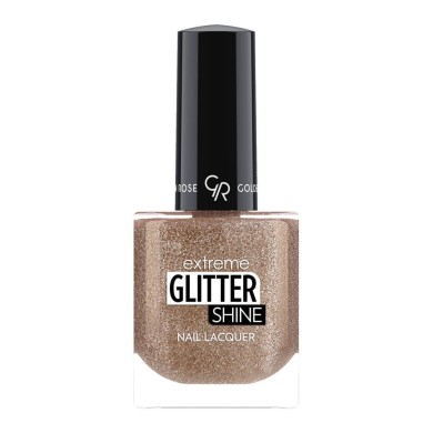 Golden Rose Extreme Glitter Shine Nail Lacquer 205 10.2ml