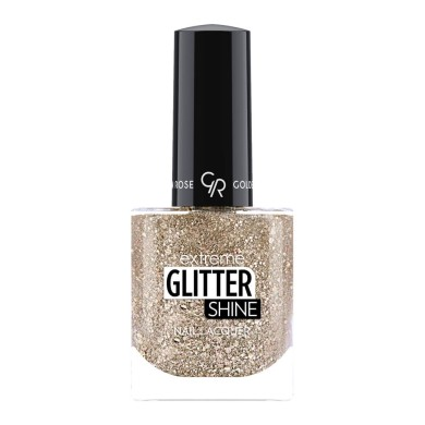 Golden Rose Extreme Glitter Shine Nail Lacquer 207 10.2ml
