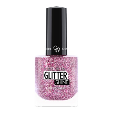 Golden Rose Extreme Glitter Shine Nail Lacquer 208 10.2ml